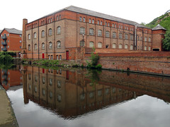 Nottingham Canal, July 2019 (Dave_Johnson) Tags: nottsbeestoncanal nottsbeeston nottinghamcanal canal britishwaterways waterways castlewharfe wharfe