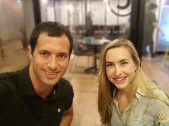 20190729_With Jolene Amit at WeWork Herzliya (Assaf Luxembourg) Tags: assaf luxembourg jolene amit