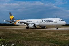 Condor YL-LDA (U. Heinze) Tags: plane airplane nikon aircraft airways airlines flugzeug haj planespotting d610 eddv nikon28300mm hannoverlangenhagenairporthaj