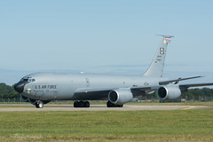 USAF, Boeing KC-135R (57-2605) 'BIGGASBIRD', 351st ARS/100th ARW (mattmckie98) Tags: aircraft aviation airforce usaf us military mildenhall rafmildenhall nikon jet tanker kc135