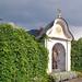 Kloster Ettal (46) - Antonius-Standbild an der Klostermauer (Ortsmitte)