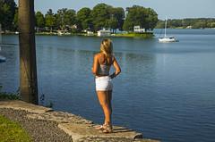 Fair Haven (Matt Champlin) Tags: model modeling v canon 2019 fun adventure fairhaven outdoors nature lake summer lakeontario woman sexy beautiful tan