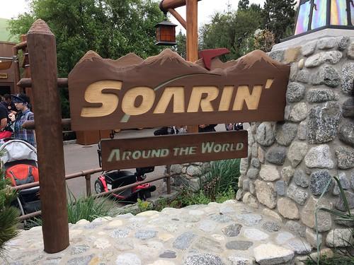"""Soarin' Around the World"""
