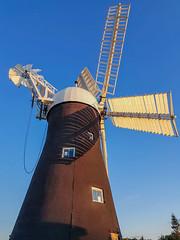 Holgate Windmill, July 2019 - 1