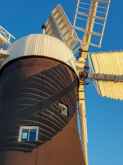 Holgate Windmill, July 2019 - 2