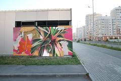 """Сomeback"" / ""Возвращение"" (SERGEY AKRAMOV) Tags: сергейакрамов sergeyakramov streetart sprayart spray spraypaint artwork art acrylic aerosol abstraction fineart paint postgraffiti paper painting graffiti graffuturism"