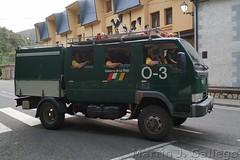 Reten contraincendios Comunidad Autónoma de La Rioja (Martin J. Gallego. Siempre enredando) Tags: nissan emergency emergencyvehicles emergencia vehiculosdeemeregencia cabstar nissancabstar 112