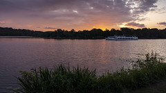 Lake Baldeneysee Sunset (*Photofreaks*) Tags: adengs wwwphotofreakseu baldeneysee essen ruhr ruhrgebiet deutschland germany nrw nordrheinwestfalen northrhinewestphalia sunset sonnenuntergang nature natur landscape landschaft sun sonne july juli 2019 dusk abenddämmerung