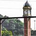 Estação Ferroviária da Vila de Paranapiacaba na Serra do Mar - SP - Brasil