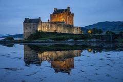Eilean Donan Castle, Scotland (Glenn Pye) Tags: eileandonancastle scotland highlands castle lochduich loch