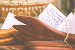 Made Of Wood (amarilloladi) Tags: wood art wooden columbiariver spoons richland howardamonpark utensils handcrafted artinthepark woodenutensils madeofwood macromondays geofffisher pacificnorthwest washington