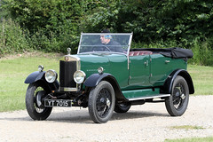 1927 Lea-Francis (Roger Wasley) Tags: 1927 leafrancis yt7015 toddington classic car vehicle oldtimer