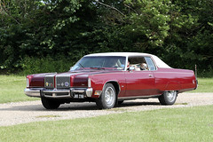 1974 Chrysler Imperial (Roger Wasley) Tags: 1974 chrysler imperial jwo276n toddington classic car vehicle oldtimer