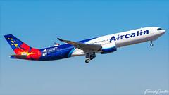 Airbus A330 Neo Aircalin Air Caledonie F-ONEO (French_Painter) Tags: airbus a330 neo aircalin aircaledonie foneo fwwcm