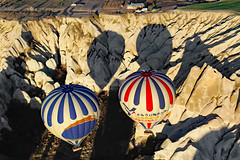 love valley hot air ballooning (werner boehm *) Tags: wernerboehm cappadocia turkey hot air ballooning hotairballooning heisluftballon