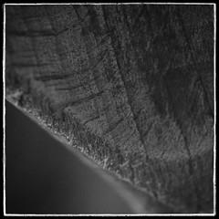 Spoony Goodness (Alex . Wendes) Tags: spoon macro blackandwhite bw wood woodenspoon macromondays madeofwood tamron90mm tamron90mmmacro d7000 nikond7000