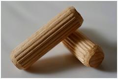 Wooden Dowels (T.Seifer : )) Tags: wood dowels macromondays closeup macro structure lines hmm