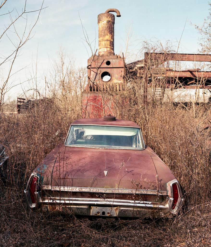 The World's Best Photos of junkyard and pontiac - Flickr
