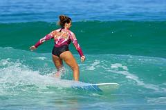 Colourful Roxy surfgirl (David B. - just passed the 7 million views. Thanks) Tags: 100400mm 100400 fe100400mm sonyfe100400mmf4556gmoss a6000 ilce6000 sonya6000 sonyilce6000 sonyalpha6000 mimizan beach sea mer landes aquitaine france sony 400mm plage waves wave surf surfing wetsuit girl girls woman feminine surfer surfgirl surfergirl roxy palmforever