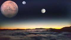 Looking Into My Dreams (yusuf_alioglu) Tags: lookingintomydreams space outerspace uzay universe evren cosmos spacedreams spacepicture spacetravel spacetraveler uzayseyahati uzayyolculuğu astronomy astronomi astrophotography planet planets gezegenler mars ay moon stars yıldızlar jüpiter jupiter sky gökyüzü sunset landscape mountain mountains dream mydream dreamfactory unbornart yusufalioglu yusufaliogluphotography yusufalioğlu colors trabzon karadeniz blacksea turkey türkiye interplanetary interplanetarytravel travel traveler traveling photo photography photographer photoart photoseries photomanipulation fotoğrafmanipülasyonu picasa flickr snapseed samsung samsungs8 s8 samsunggalaxys8
