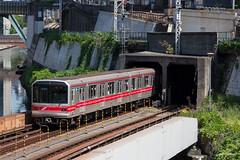 Tokyo (Jan Dreesen) Tags: japan japon tokyo tokio city kanda river ochanomizu station jr railway train subway metro marunouchi line 02