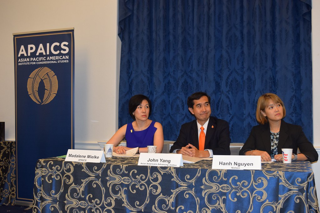Nielsen Congressional Briefing 2019 - APAICS | Asian Pacific