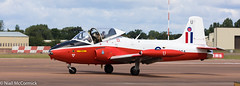 XW324 Royal Air Force BAC 84 Jet Provost T5 (Niall McCormick) Tags: royal international air tattoo riat 2019 xw324 force bac 84 jet provost t5 raf fairford ffd egva