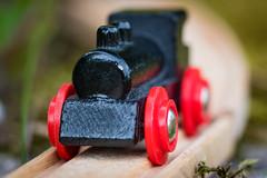 Made of Wood (Helena Johansson 71) Tags: madeofwood macro macromondays macrophotography toys toy toyphotographer red nikond7500 d7500 nikon