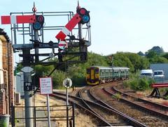 150265 Par (5) (Marky7890) Tags: gwr 150265 class150 sprinter 2n10 par railway cornwall cornishmainline train