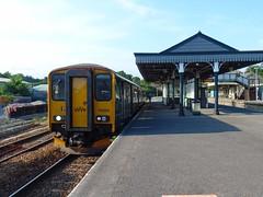 150265 Par (4) (Marky7890) Tags: gwr 150265 class150 sprinter 2n10 par railway cornwall cornishmainline train