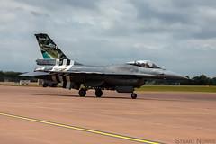 F-16AM Fighting Falcon FA-57 - 350 Squadron Florennes Air Base (stu norris) Tags: f16amfightingfalconfa57 350squadron florennesairbase f16amfightingfalcon fa57 royalinternationalairtattoo2019 riat2019 raffairford ffd egva airshow aviation aircraft airplane jet lockheedmartin generaldynamics belgianairforce 2wing
