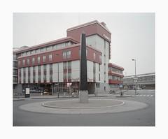Cologne, 2019 (Darius Urbanek) Tags: 120 6x7 kodak mamiya7 portra400 analog color film mediumformat cologne köln hotel city urban