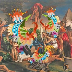 wunderwesen 2 - wilde fantasien #digitalart #drawing #oilpainting #collage #abstractart #classicart (MarkusBaumgartner) Tags: digitalart drawing oilpainting collage abstractart classicart