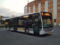 NLD Qbuzz 3135 ● Groningen Busstation (Roderik-D) Tags: qbuzz31003301 groningenstation gd2020 bxfs59 3135 streeklijn51 2009 dieselbus euro5 mercedesbenz citaro2 o530ü savas bege überlandbus streekbus 2axle 2doors ivu gorba