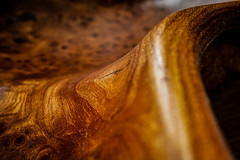Wooden bowl (alisonsage1) Tags: macromondays madeofwood