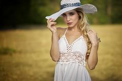 Sophia in white (keulefm3) Tags: 1500v60f portrait beauty sensual sinnlich girl woman