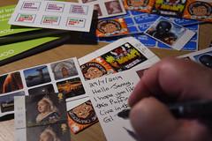 still post-crossing (210/365) (werewegian) Tags: postcrossing postcard writing stamps uk stickers moo airmail 10000 werewegian jul19 365the2019edition 3652019 day210365 29jul19