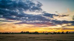 After sundown (jmbillings) Tags: cloud colour fen fenland field nature rural ruralscene sky sundown sunset