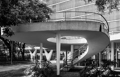 Sao Paulo 16 (salanderrr) Tags: saopaulo arqutectura arquitetura architecture niemeyer brasil brésil brazil
