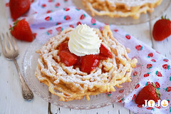 Funnel Cake Recipe (jojorecipes) Tags: funnelcake food foodideas breakfast recipes americanfood cook cooking yummy tasty jojorecipes