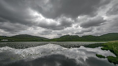 Storm Clouds Over Loch Dhailbeag, Isle of Lewis (Craig Hannah) Tags: isleoflewis lewis outerhebrides scotland loch clouds craighannah storm july 2019 landscape beautifulworld canon photography photos westcoast uk reflection summer roadtrip