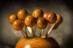All round (Hans Lambregts) Tags: macromondays madeofwood