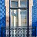 Window in the parish of Misericórdia, Lisbon
