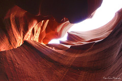 Lower Antelope Canyon (Paige Larissa Photography) Tags: antelopecanyon canyon arizona page az nature rock geography rocks red color vibrant landscape landscapes outdoor outdoors roadtrip cave