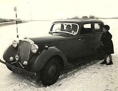 Photo of 1946 Rover 16 car