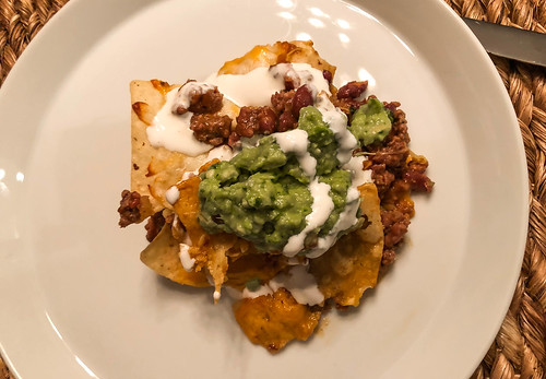 Home Made Nachos