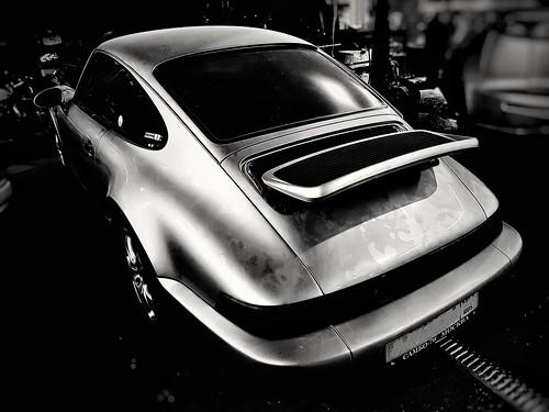 Porshe Carrera 4 ©  Sergei F