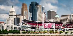 Cincinnati - Tilt Shift (yorgasor) Tags: sony hasselblad 80mm araxfoto tiltshift cincinnati a7r2 a7rii city