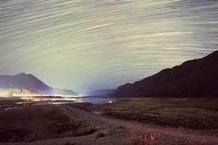 Keechelus (bombeeney) Tags: keecheluslake snoqualmiepass pnw washington night startrails stars