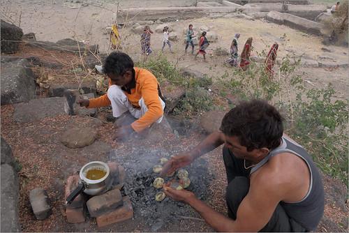 cooking, choli
